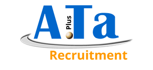 Logo for footer of ATA Services Plus Recruitment